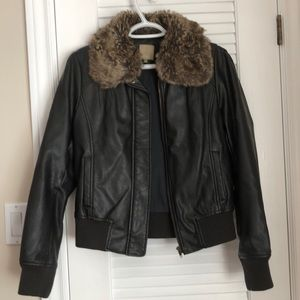 3 for 25 Leather jacket
